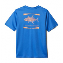 Boys Toddler PFG Offshore Short Sleeve Shirt by Columbia in Chelan WA