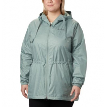 Women's Extended Auroras Wake III Mid Jacket by Columbia in Lakewood CO