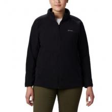 Women's Extended Basin Trail Fleece Full Zip
