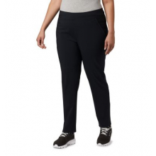 Women's Extended Back Beauty II Slim Pant by Columbia in Medicine Hat Ab