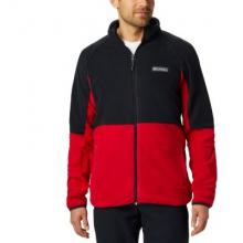 Men's Basin Trail Fleece Full Zip by Columbia in Dillon CO