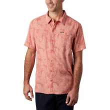 Men's Tall Lakeside Trail SS Shirt by Columbia