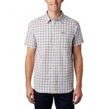 Men's Brentyn Trail SS Seersucker Shirt by Columbia in Camrose Ab