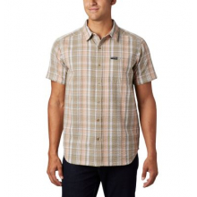 Men's Extended Brentyn Trail Ss Seersucker Shirt