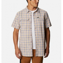 Men's Silver Ridge Ss Seersucker Shirt by Columbia in Greenwood Village CO