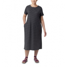 Women's Extended Firwood Camp Tee Dress by Columbia