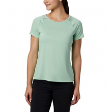Women's Peak To Point II SS Tee by Columbia in Chelan WA