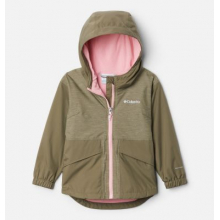 Youth Girls Toddler Rainy Trails Fleece Lined Jacket