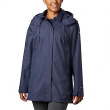 Women's East Park Mackintosh Jacket by Columbia in Dillon CO
