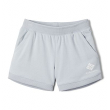 Youth Girls Toddler Columbia Branded French Terry Short by Columbia