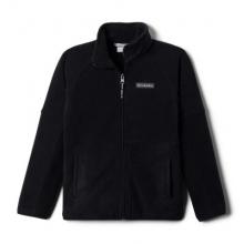 Youth Basin Trail Branded Full Zip Fleece