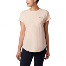 Women's Cades Cape Tee by Columbia in Chelan WA