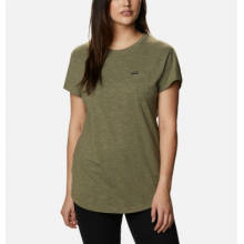 Women's Cades Cape Tee by Columbia in Loveland CO