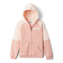 Youth Boys Columbia Branded French Terry Full Zip by Columbia