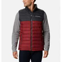 Men's Extended Powder Lite Vest by Columbia
