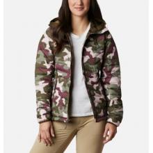 Women's Powder Lite Hooded Jacket by Columbia in East Wenatchee WA