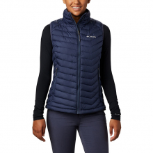 Women's Powder Lite Vest by Columbia in Sioux Falls SD