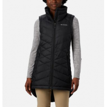 Women's Heavenly Long Vest by Columbia in Sioux Falls SD