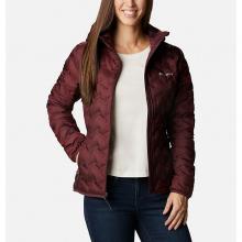Women's Delta Ridge Down Hooded Jacket by Columbia in Chelan WA