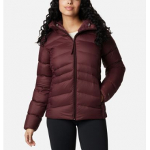 Women's Autumn Park Down Hooded Jacket by Columbia