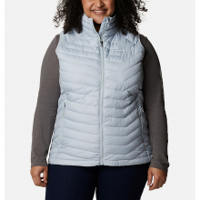 Women's Extended Powder Lite Vest by Columbia in Sioux Falls SD