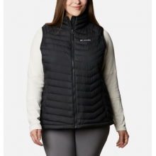 Women's Extended Powder Lite Vest by Columbia