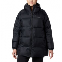 Women's Extended Puffect Mid Hooded Jacket by Columbia