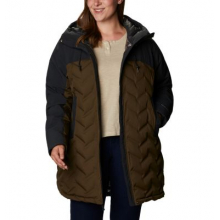 Women's Extended Mountain Croo Long Down Jacket