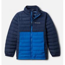 Boy's Powder Lite Boy's Jacket by Columbia in Squamish BC