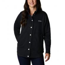 Women's Hart Mountain Shirt Jac by Columbia in Sheridan CO