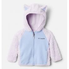 Infant Foxy Baby Sherpa Full Zip