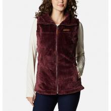 Women's Fire Side Sherpa Vest