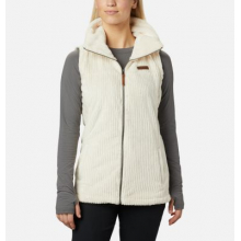 Women's Fire Side Sherpa Vest by Columbia in Cranbrook BC