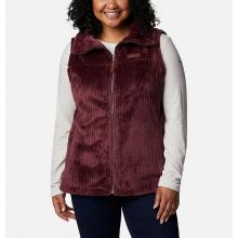 Women's Extended Fire Side Sherpa Vest