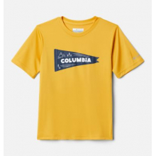 Youth Boys Grizzly GroveSs Graphic Tee by Columbia in Denver CO