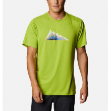 Men's Tech Trail Graphic Tee by Columbia