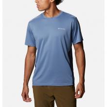 Men's Zero Ice Cirro-Cool SS Shirt by Columbia