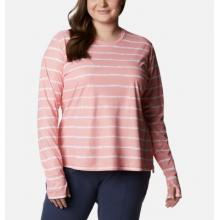Women's Extended W Sun Deflector Summerdry Ls Shirt