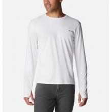 Men's M Sun Deflector Summerdry Ls Shirt by Columbia in Cranbrook BC