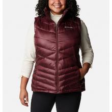Women's Extended Joy Peak Vest by Columbia