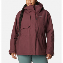 Women's Extended Hadley Trail Jacket by Columbia in Squamish BC