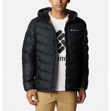 Men's Labyrinth Loop Hooded Jacket by Columbia in Littleton CO