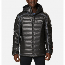 Men's OutDry Ex Mistified Down Hooded Jacket by Columbia