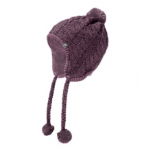 Women's Fuzzy Earflap Beanie by The North Face in San Diego Ca