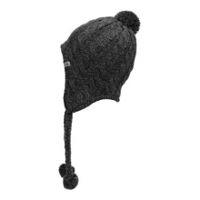 Women's Fuzzy Earflap Beanie by The North Face in Park Ridge Il