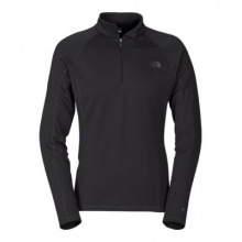 Men's Warmen's Long Sleeve Zip Neck by The North Face