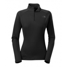 Women's Warm L/S Zip Neck by The North Face