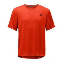 Men's S/S Reaxion Amp Crew by The North Face in Sylva Nc