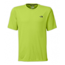 Men's S/S Reaxion Amp Crew by The North Face in Auburn Al