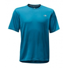 Men's Short Sleeve Rexon Amp Crew by The North Face in New York Ny